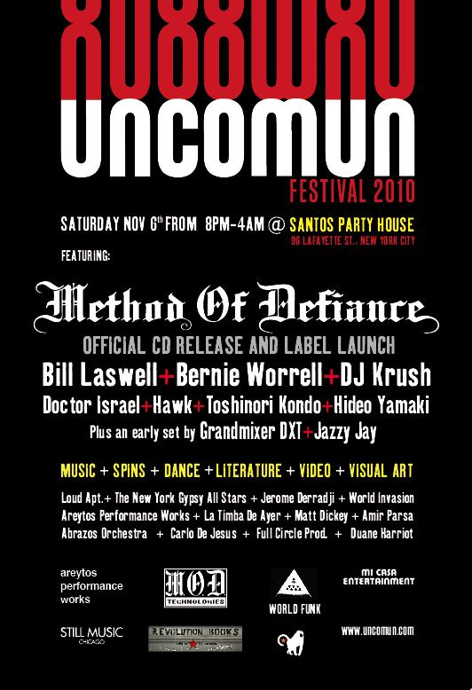 UNCOMUN Festival 2010